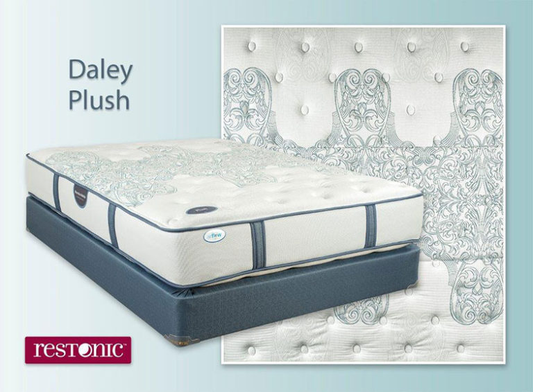 Restonic Daley Plush Or Pillow Top Mattress Warehouse Flint